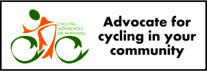 Advocate for cycling in your community